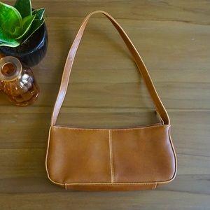 Trendy 90s style mini shoulder bag